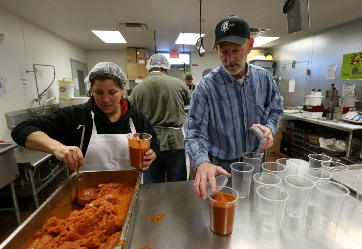 Soup Kitchens In Ct Volunteer