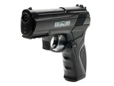 Bear River pistol