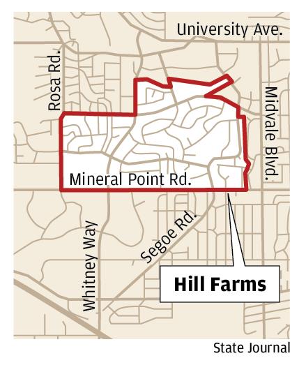 Hill Farms neighborhood