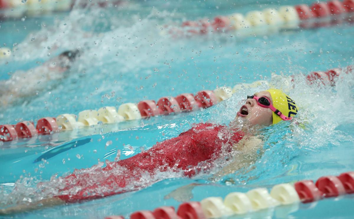 WIAA state girls swimming: Madison West's Katrina Marty