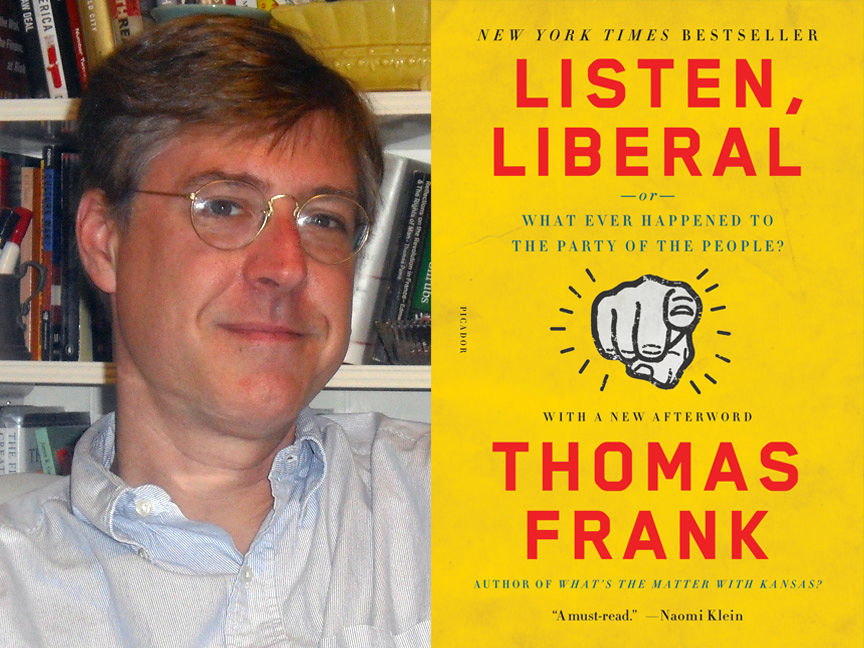 Thomas Frank book mashup