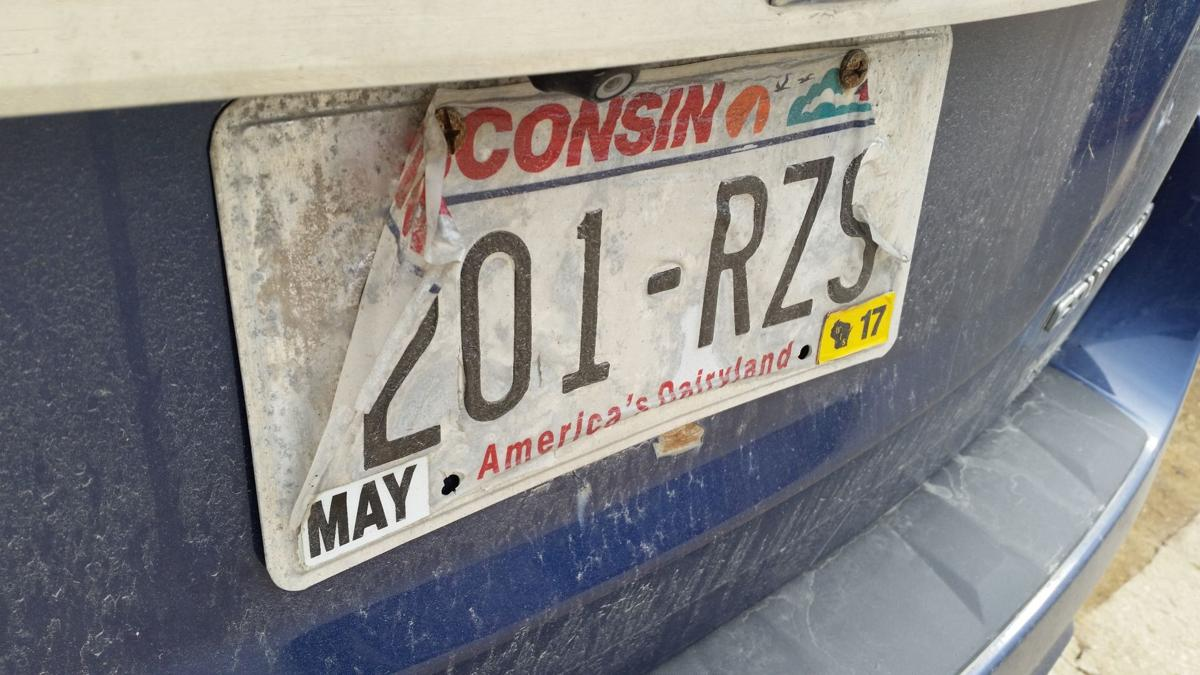 Just Ask Us: License plates do fall apart, but it\'s not from a flaw ...