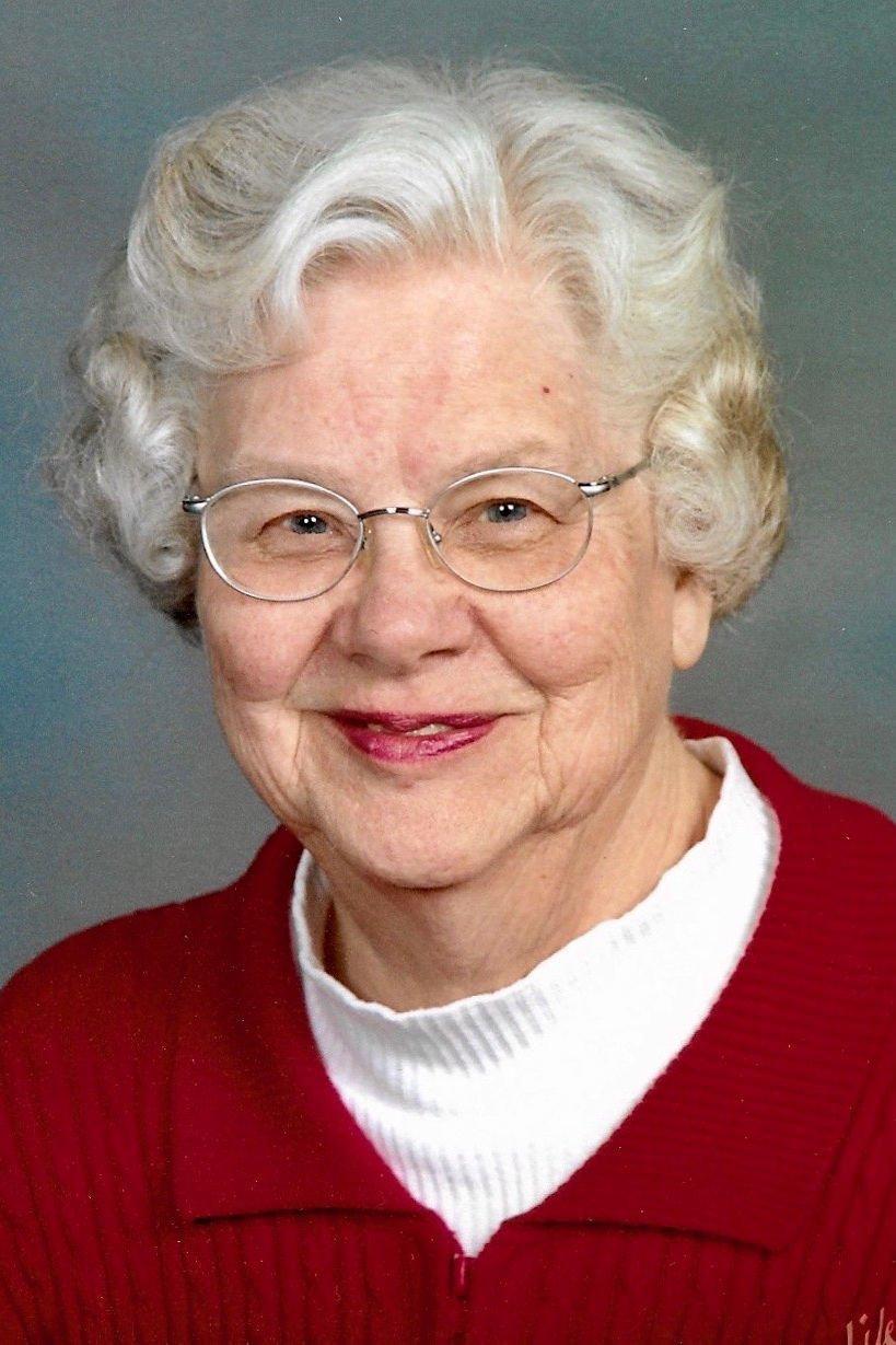 Behrend, Ruth Lillian (Knutson)