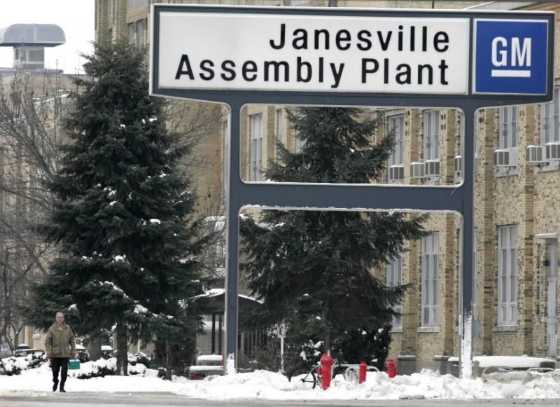 JANESVILLE PLANT