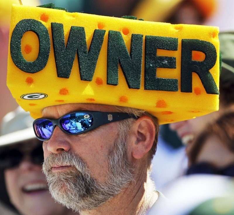 Packers Goodell Football