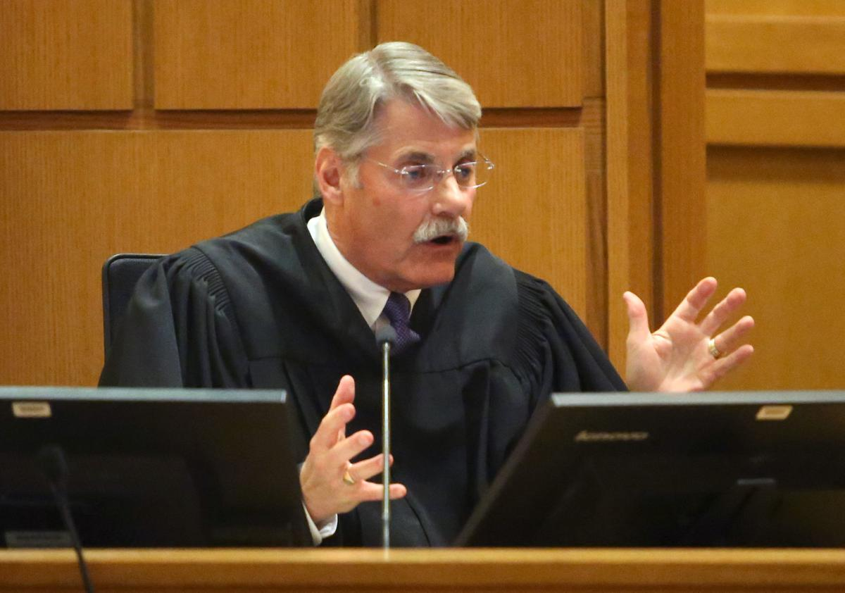 Image result for photos of Dane County Circuit Judge Richard Niess