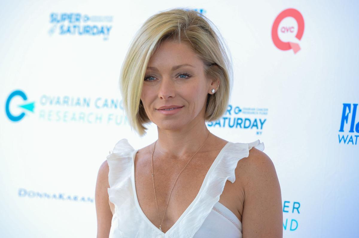 Birthday: Kelly Ripa