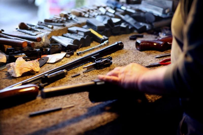 Grampa's Gun Shop 2