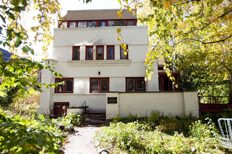 Apex Enterprises Frank Lloyd Wright house