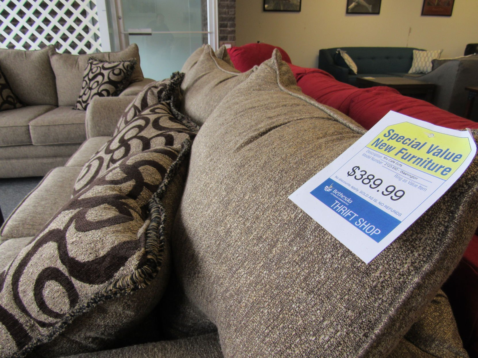 Bethesda Thrift Expands New Furniture Offerings | Madison Wisconsin  Business News | Host.madison.com