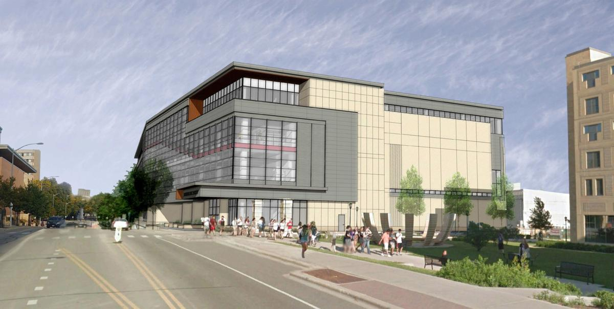 Uw Madison Looks To Replace Serf With New Bigger Campus Gym Higher Education