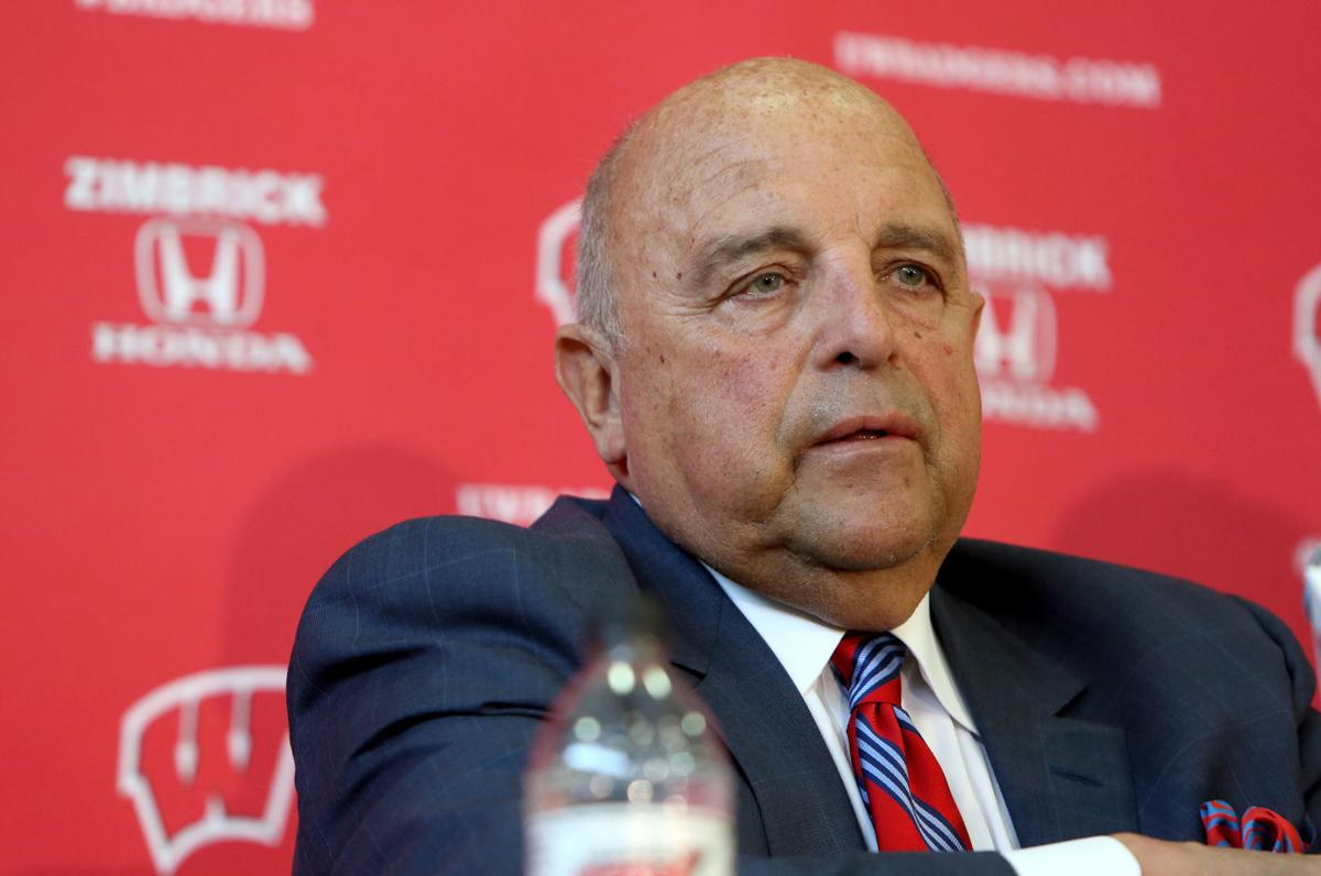 Barry Alvarez mug