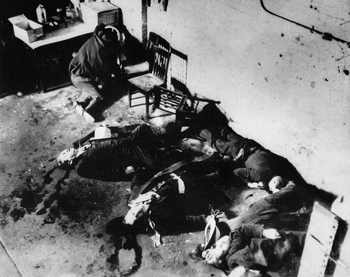 Today In History Feb 14 St Valentines Day Massacre