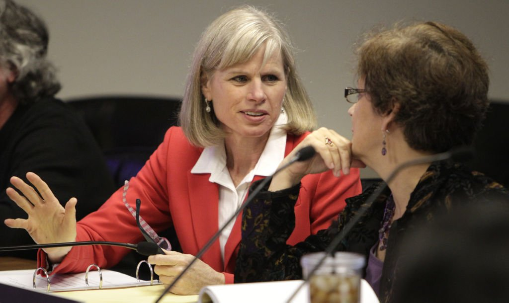 Mary Burke file photo
