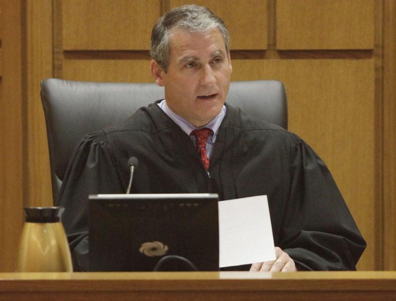 Judge Nicholas McNamara