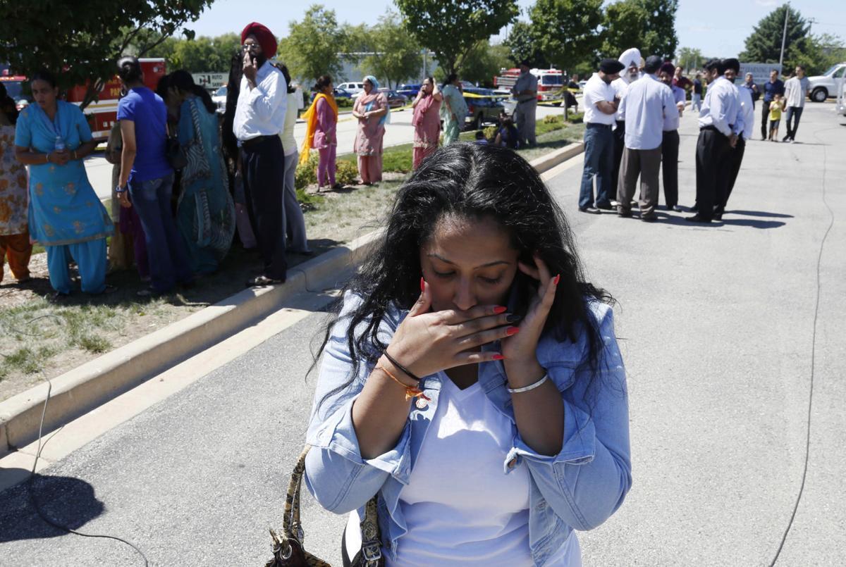 Sikh Temple shooting anniversary 2012:08:05  Oak Creek