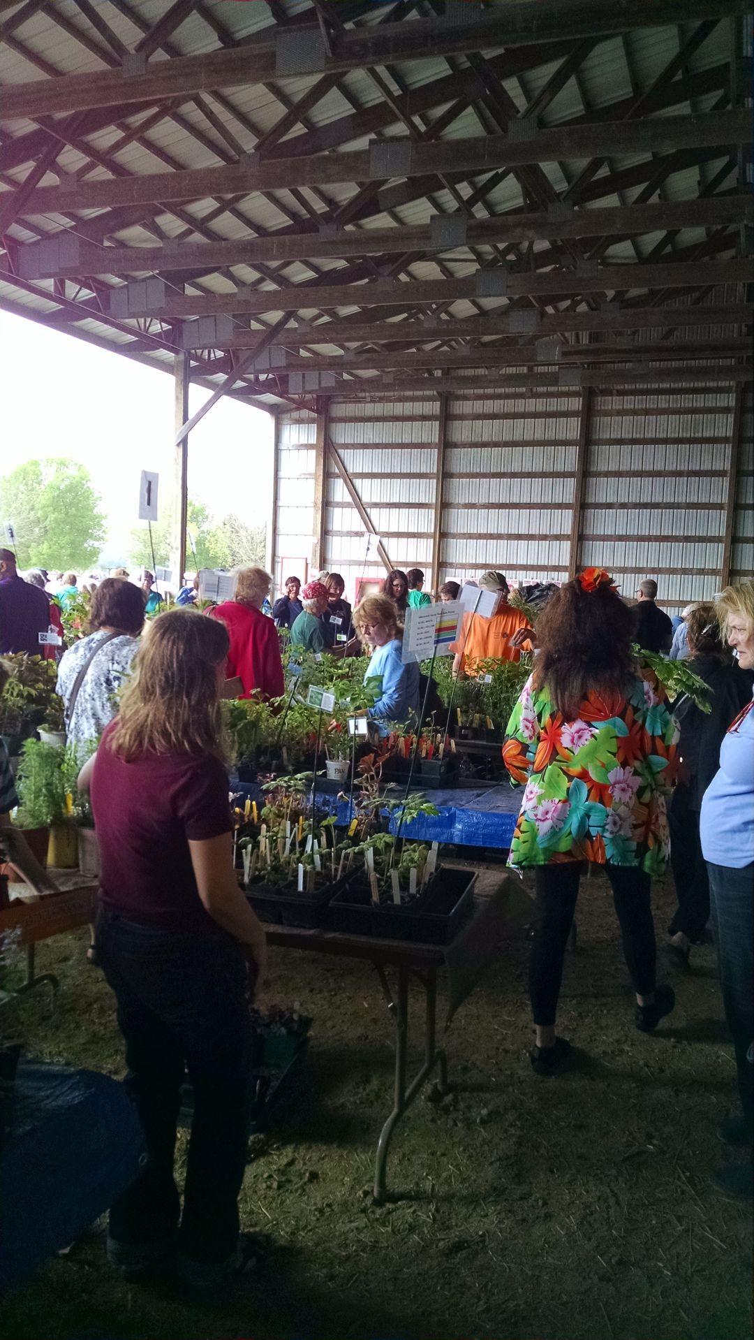 Wisconsin Hardy Plant Society sale