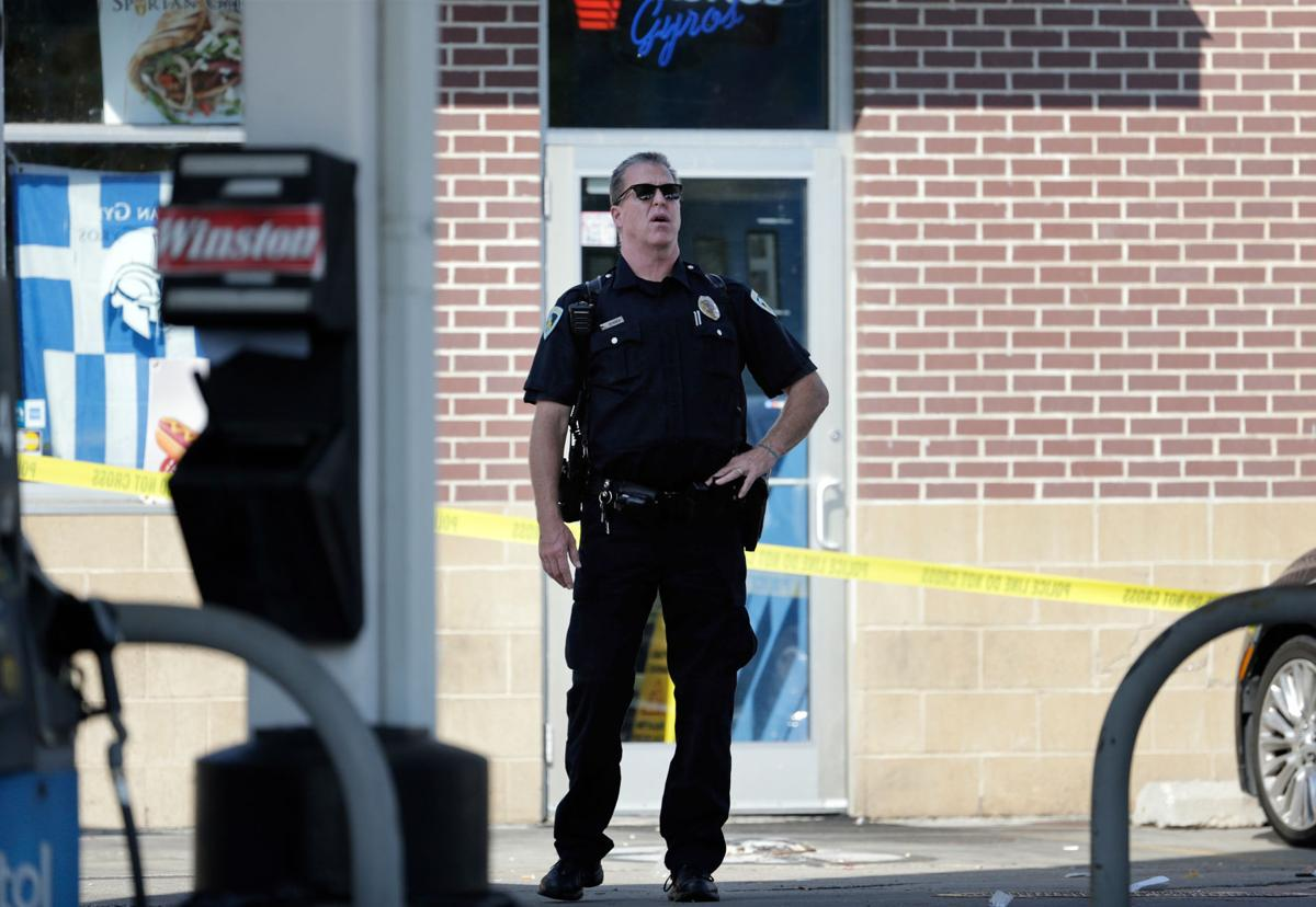 Monday afternoon East Side shooting