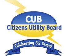 Citizens Utility Board logo