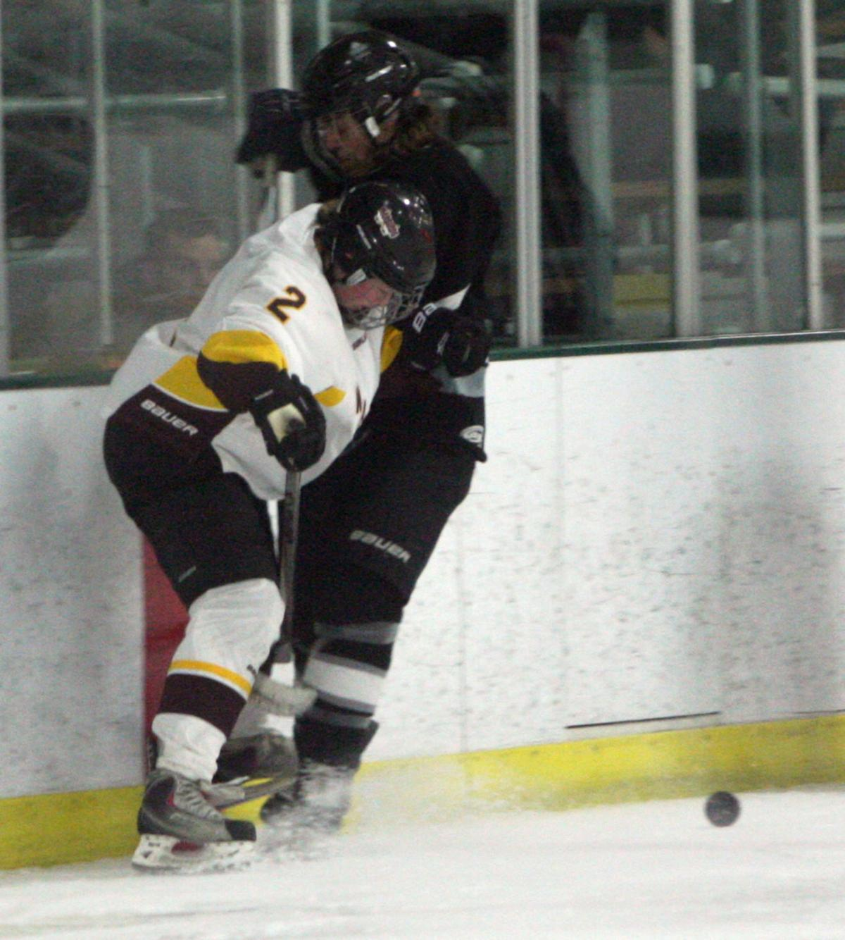 Prep girls hockey photo: Sun Prairie co-op's Margo Thousand