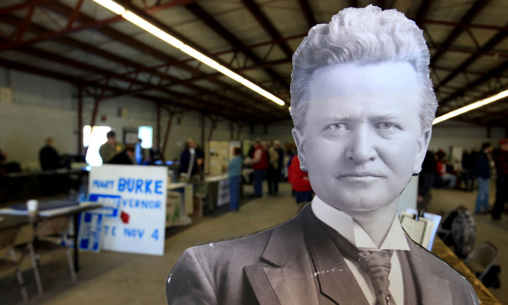 Bob La Follette cutout