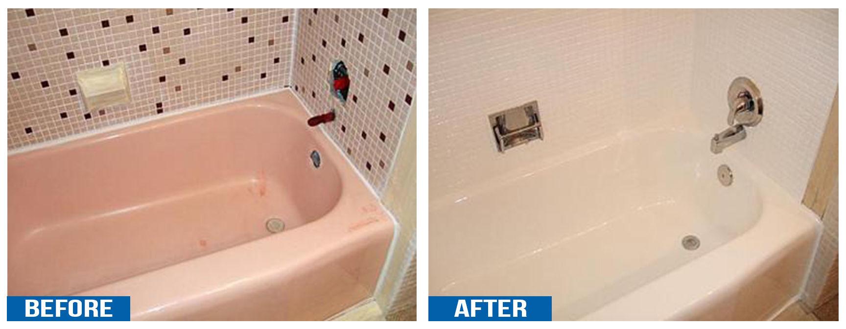 Nice Painting A Tub Tiny Bathroom Refinishers Clean Refinishing Reglazing Bathroom Youthful Bath Refinishers PinkRefinish Clawfoot Tub Cost Miracle Method Of S. WI, Inc. | Bathtubs | Tubs | McFarland, WI ..