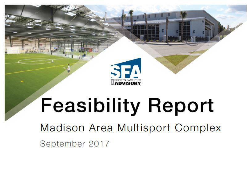 Sports complex feasibility report