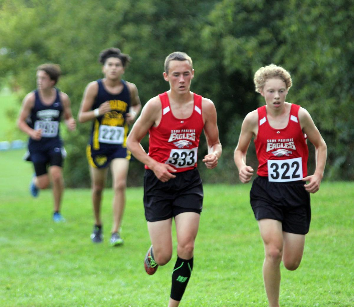 Sauk Prairie Cross Country