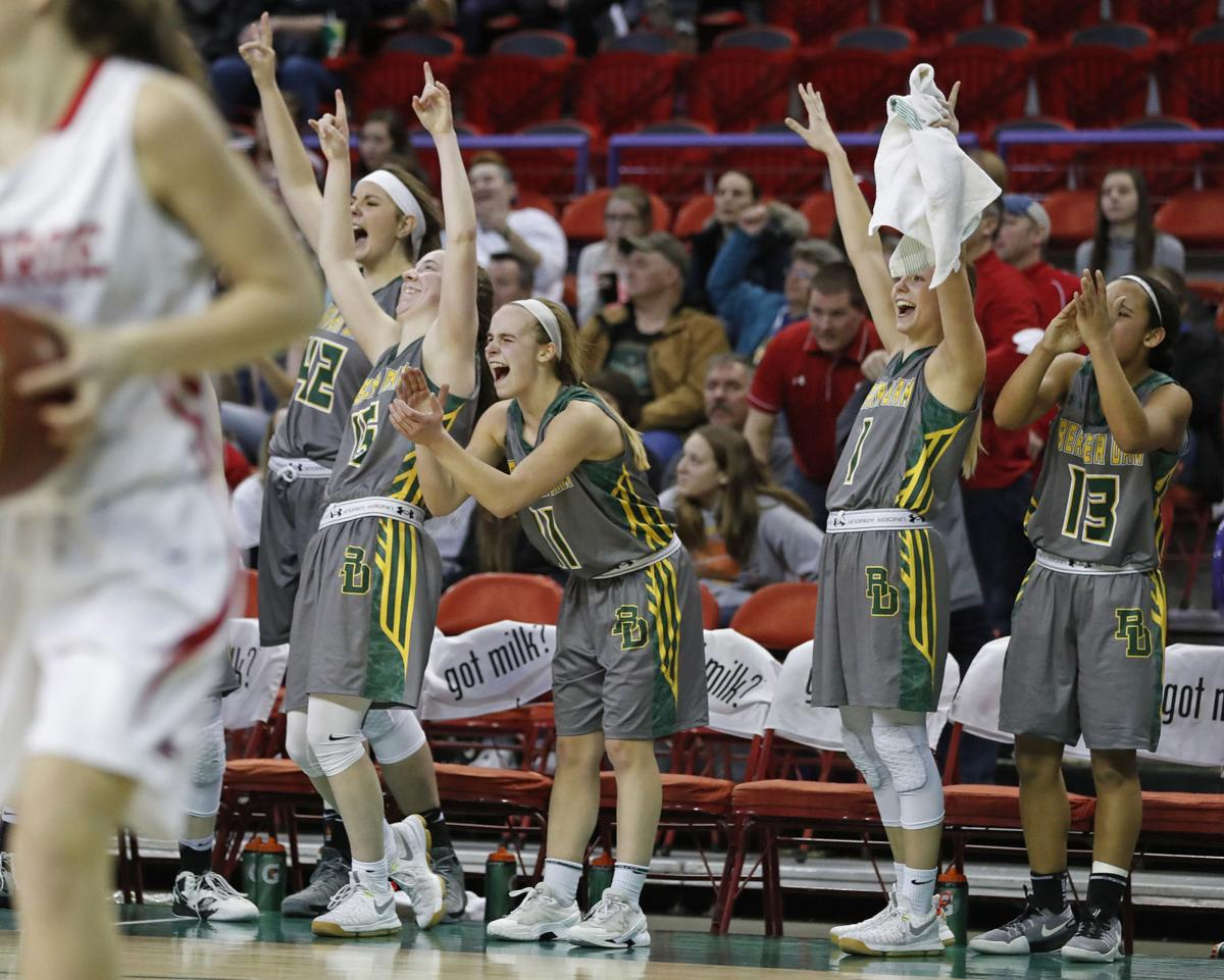 Photos: Friday's games at the WIAA state girls basketball ...