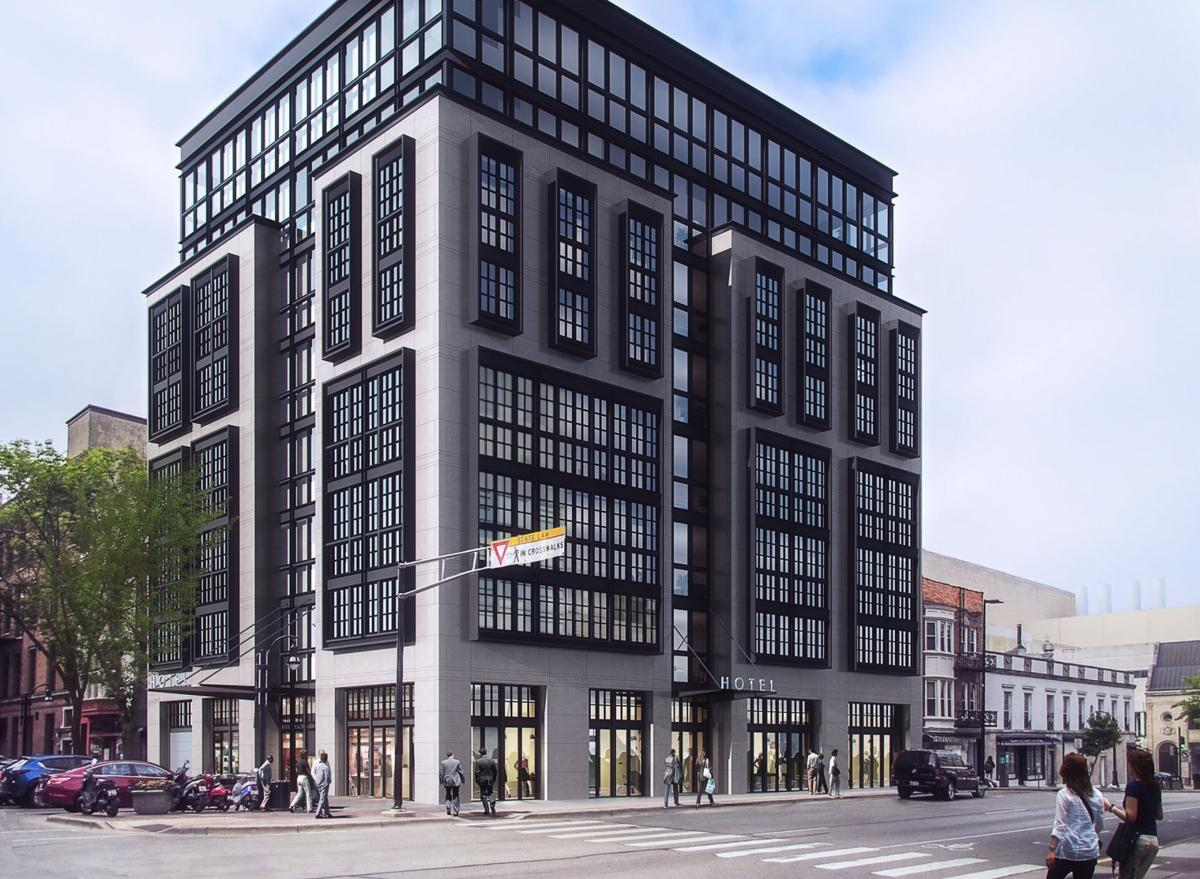 Developers Offer Final Design For State Street Hotel