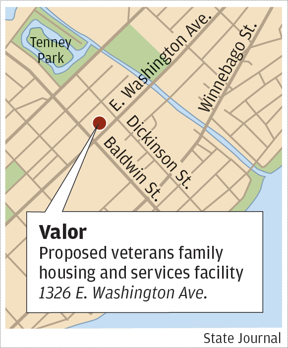 Valor map