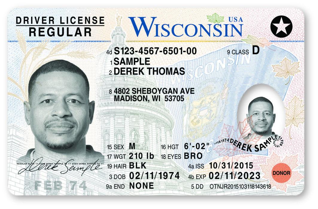 new wisconsin driver license  id cards  u0026 39 most secure in north america u0026 39