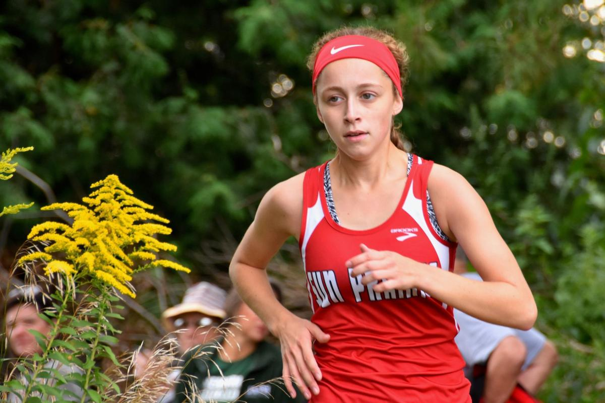 Prep girls cross country photo: Sun Prairie's Katie Rose Blachowicz