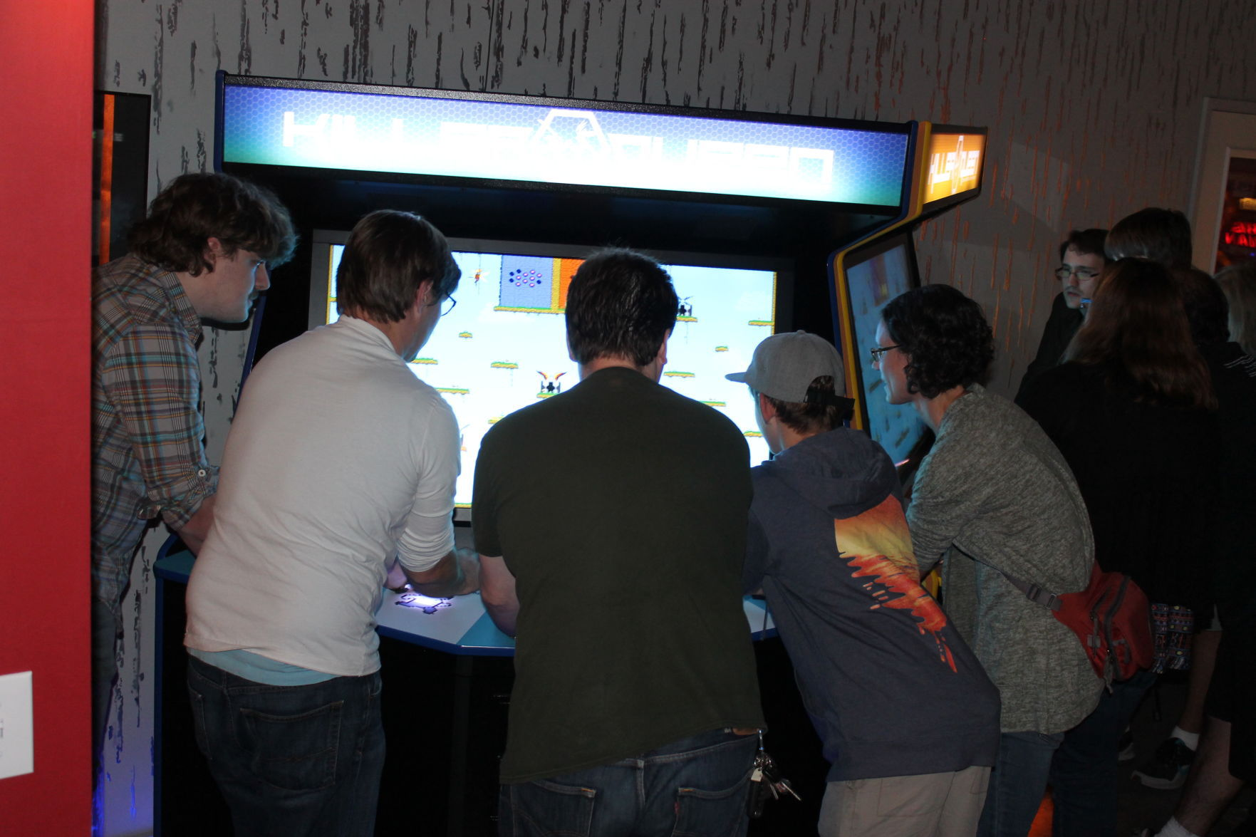 Co-op arcade game Killer Queen has Madison players buzzing | City ...