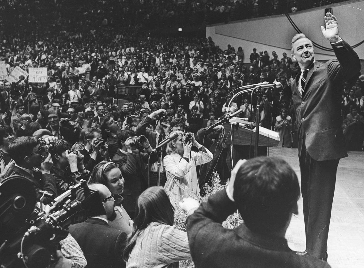 1968 Eugene McCarthy