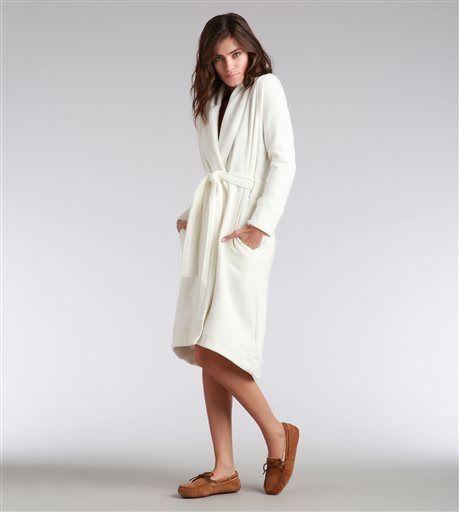 Gift Guide, travel, UGG Duffield bathrobe