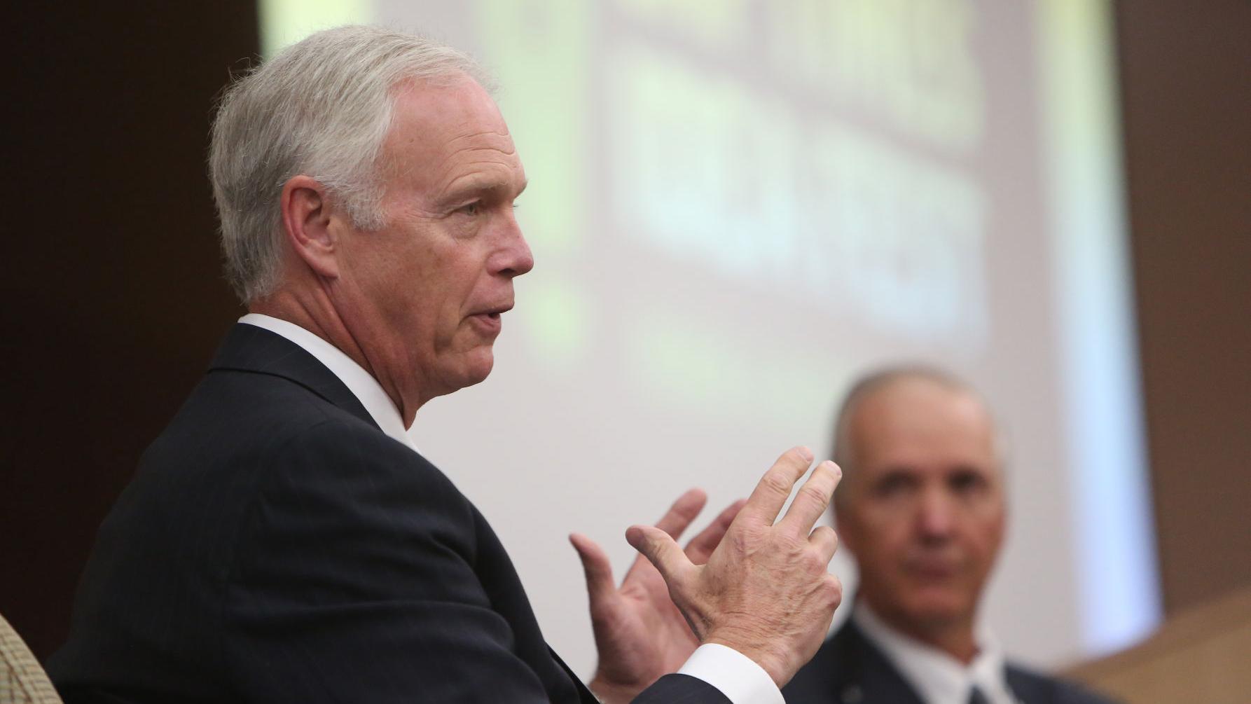 Ron Johnson: Senate scorekeepers' projection that tax bill boosts debt by $1 trillion 'a joke'