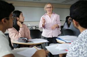 International students sharpen English and explore Madison in new UW summer program