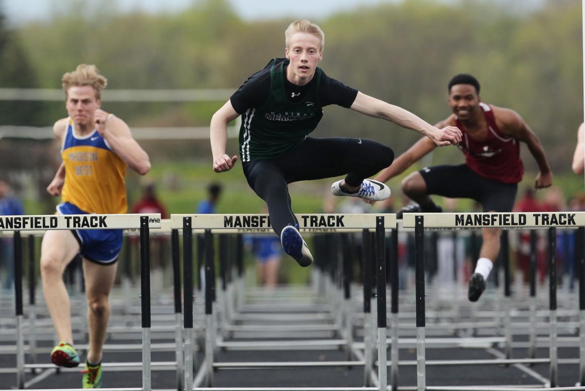 westwood high school track meet