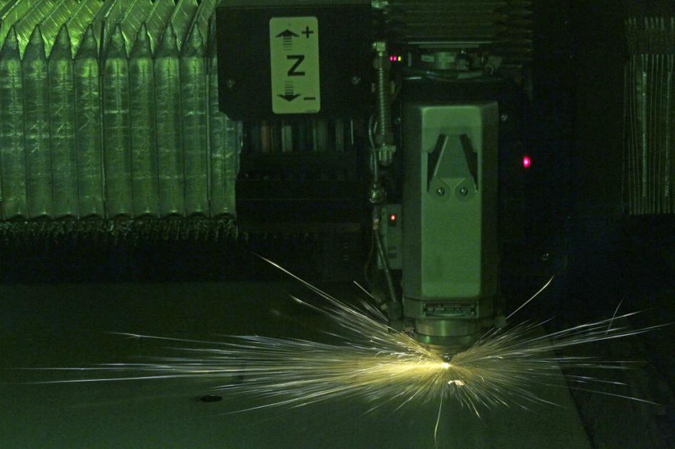 Pro Metal Works Has A Laser Focus With New Technology