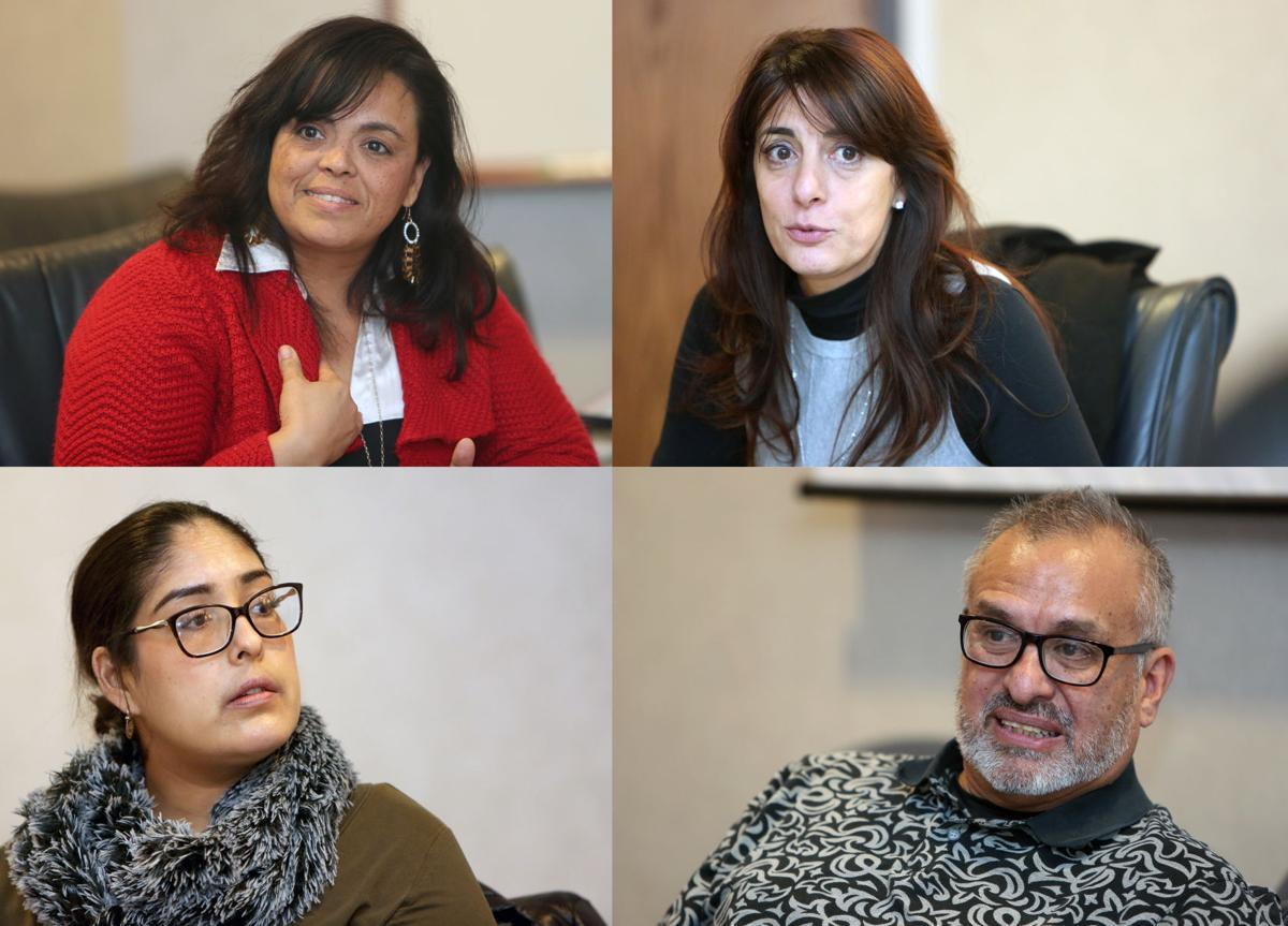 Madison Latino community leaders