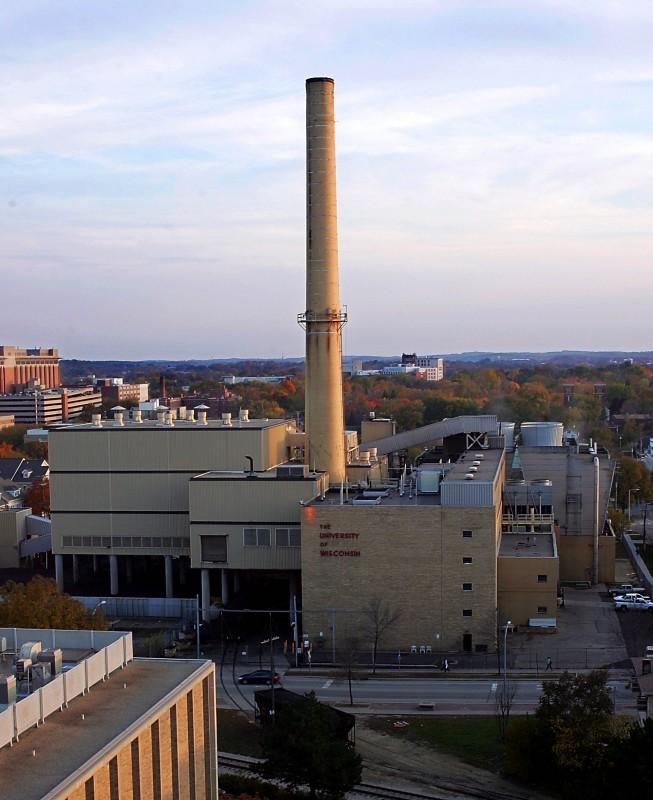 Charter Street power plant