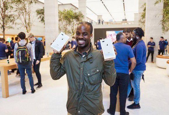 Vodafone Qatar accepts orders for iPhone 8 and iPhone 8 Plus