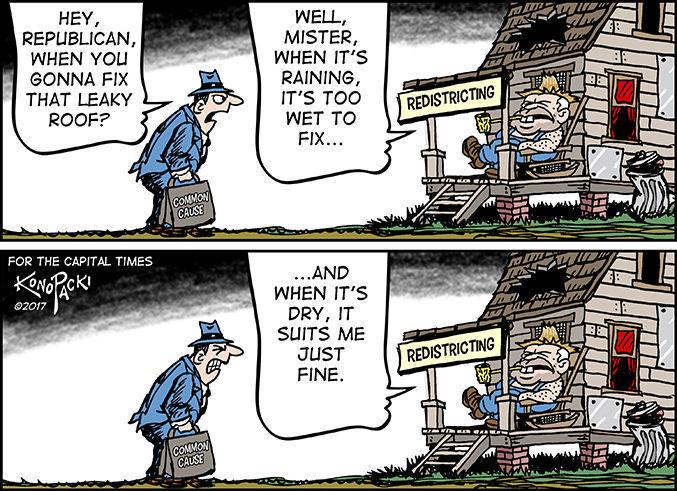 Editorial cartoon (12/6/2017)