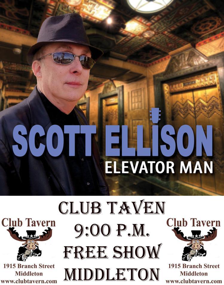 Scott Ellison CLUB TAVERN
