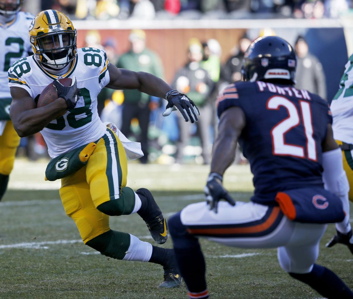 Packers Bears Football