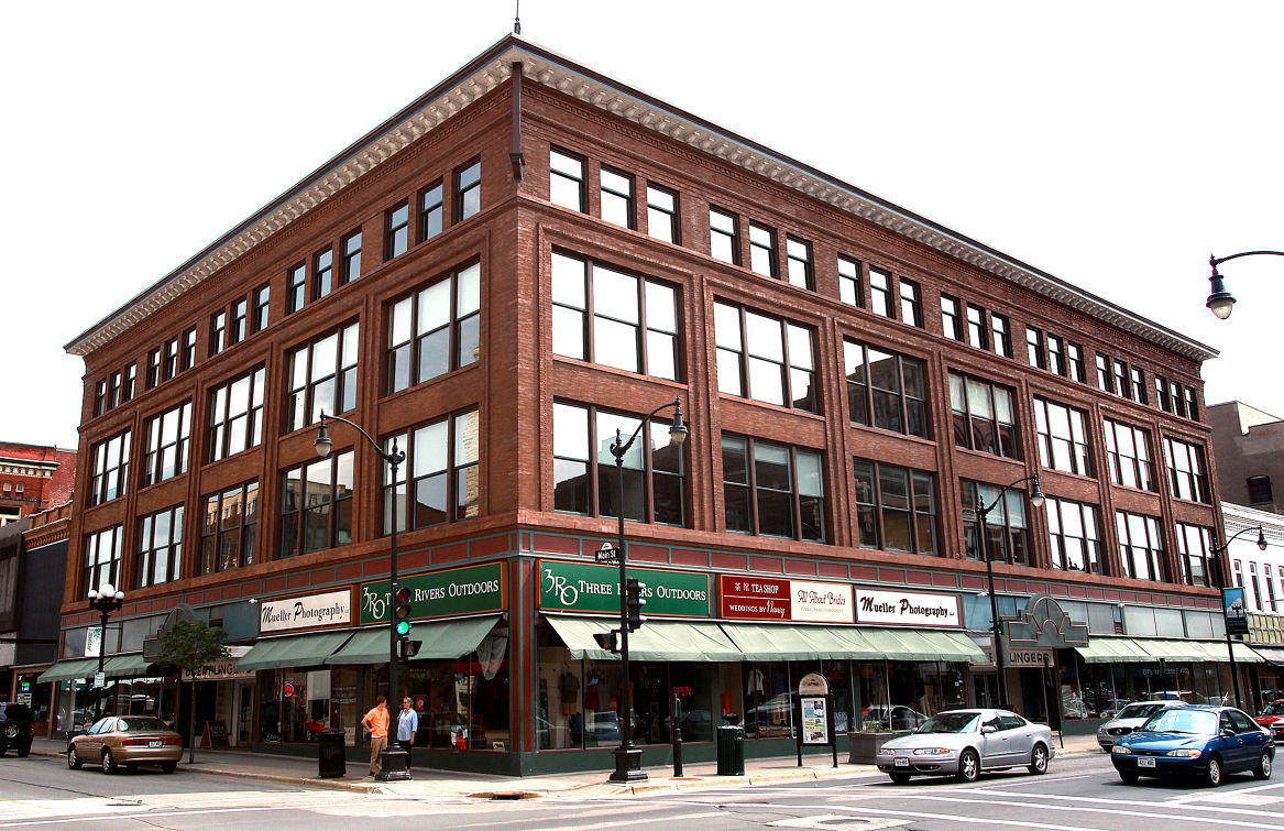 Clothing stores in madison wi