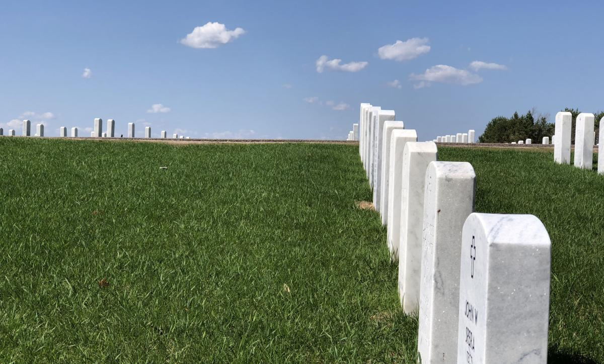 Grave matters: Report says hundreds of headstone errors diminish veterans, as state says it is fixing mistakes