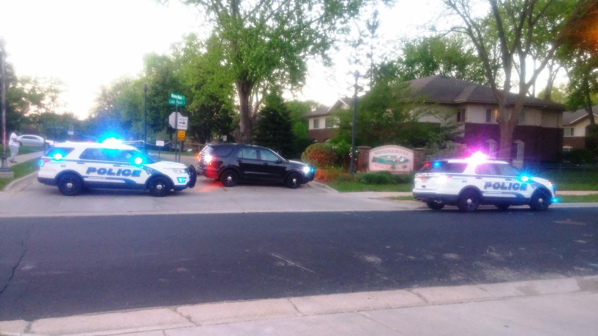 South Side shooting scene