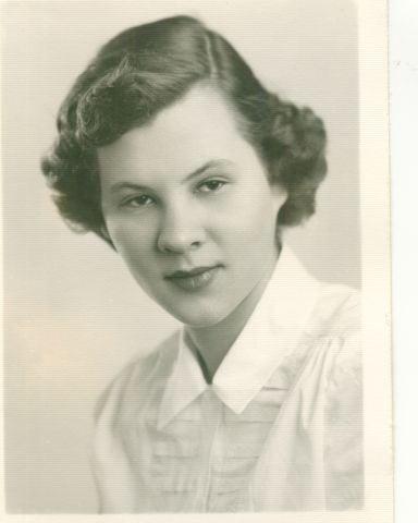 Jane Loehning 1952